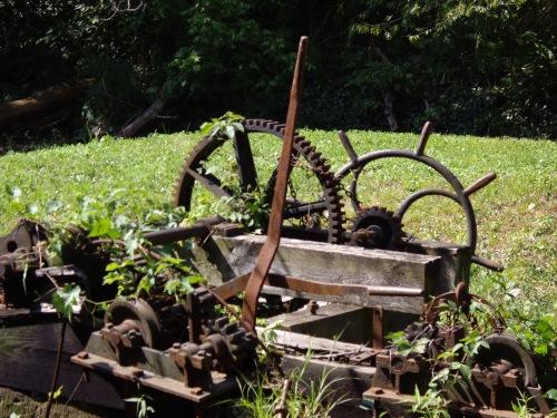 machineinthe garden